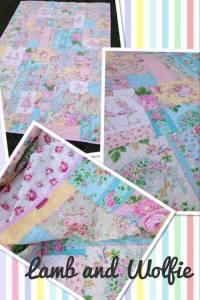Elizabeth Rose  quilt